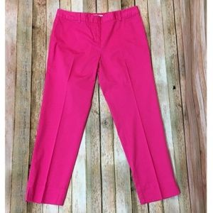Vineyard Vines Cropped Ankle Pant - Pink - Size 2